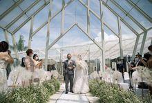 Martin & Monica Wedding Decoration by Valentine Wedding Decoration