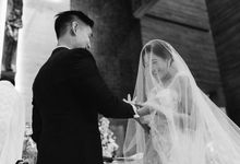 Wedding Clarence & Vanessa by Priceless Wedding Planner & Organizer