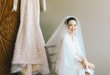 Yovan And Angel : Beautiful Wedding Amidst The Pines by Fernand Chrisgerald