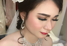 Pre wedding Ms Venny by Fchristinamakeup