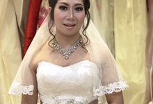 Ms Ratna pe wedding by Fchristinamakeup