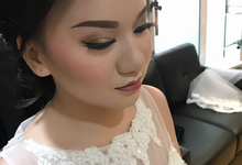 Mrs.Dessy Wedding by Fchristinamakeup