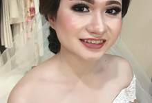 Mrs.Veny Wedding by Fchristinamakeup