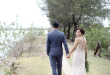Prewedding Of davin And Irene by Precious Make Up