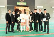 Wedding Organizer Dini & Aldi by FD Wedding Organizer