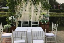 Wedding Organizer & Package Mei & Agam by FD Wedding Organizer