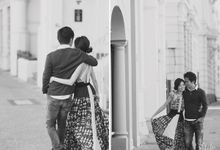 Frederic + Mutiara Prewedding by Wiki Lee