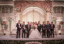 Rudolph & Susan Wedding by KEYS Entertainment