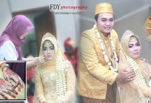Wedding Dina & Singgih by FDY Photography