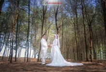 Prewedding Dina & Singgih by FDY Photography