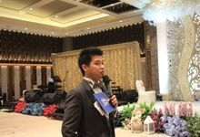 Anthony Stevven MC Wedding ayana Jakarta by Anthony Stevven