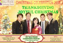 Christmas Celebration 2014 - JKI Bali Praise Community Church by Happy Moment PhotoBooth