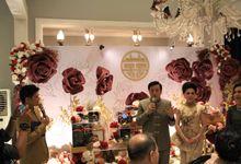 MC Sangjit Tradisi Surabaya di Bunga Rampai Menteng - Anthony Stevven by Anthony Stevven