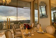 Private Wedding - Intimate The Dining Room by Art Deco Luxury Hotel Ciumbeleuit Bandung