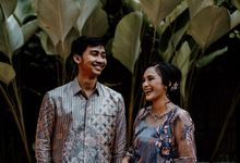 Febi & Luthfi Engagement at Century Park Hotel Jakarta by AKSA Creative