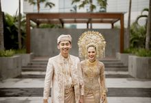 Febi & Luthfi Wedding at Intercontinental Jakarta by AKSA Creative