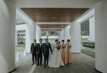 Salvian and Feby November 11th 2017 by MERCANTILE PENTHOUSE WEDDING