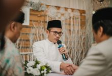 The Wedding Of Tony Febie by Nadhif Zhafran Photography