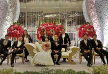 Wedding Organizer Yoki & Christina 17 Des 2017 by Fedora Organizer