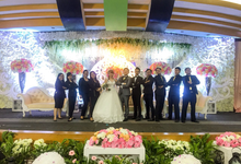 Wedding Organizer Gerry & Evanty 10 March 2018 by Fedora Organizer