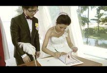 Wedding Man & Joan on 28 February 2014 by The Organiser Bali