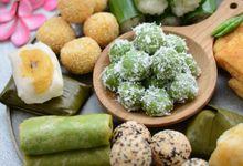 Snack Box / Hantaran Dessert by Taliwang Bali