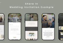 Wedding Invitation by Share Invitation . Com