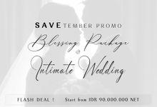 Pullman CP  x ORANGE promo by Orange Wedding Planner