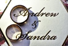 Andrew & Sandra by Orange Organizer