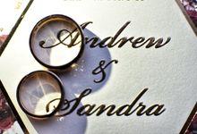 Andrew & Sandra by Orange Wedding Planner