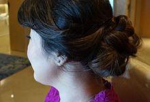 Hair Styling Works by Bertha Xia
