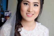 Shierly (Bride) by Felicaang Makeup Artist