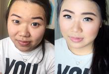 Self Makeup Class (PRIVATE) Part 2 by Felicaang Makeup Artist