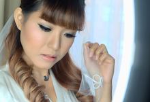 Holy Matrimony by Felicaang Makeup Artist