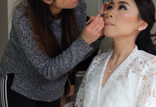 The Wedding of Juli & Partner by Felicaang Makeup Artist