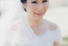 Bride of the day (Mega Silvana) by Felicaang Makeup Artist