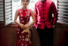 Sangjit Day - Jhon & Felica by Felicaang Makeup Artist