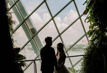 Pre - Wedding of Chun Feng & Felicia by Natalie Wong Photography