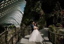 Pre - Wedding of Chun Feng & Felicia by Natalie Wong Photography