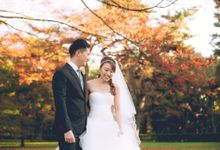 Felicia and Martin Prewedding by Jennis Wong Makeup
