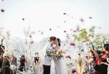The Wedding of Felicia & Lucky by ThePhotoCap.Inc