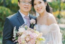 Blush Pink Open Space Wedding by FIVE Seasons WO