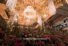 Felix & Fillie Wedding at Sun City by Grasida Decoration