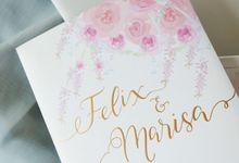 Felix & Marisa by Meltiq Invitation