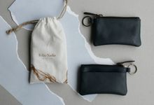 Felix & Nadia - Custom Mini Purse by Rove Gift