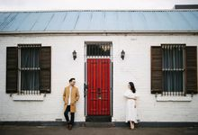 Peace and Serenity -  The Prewedding of Felix and Valencia by Will by Axioo