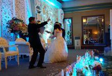 Wedding of Albert-Cecilia by FelixnFriends 3lingual mc-ent-wo