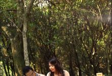 prewedding Hara Dan Femi by dulkimsofotografi