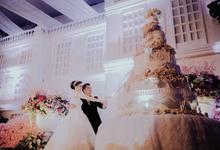 Wedding of Iwan & Gaby by Femy's