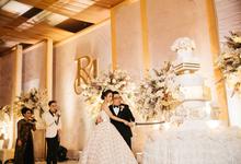 Wedding of Ricky & Amelita by Femy's